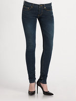 Saint Laurent Super Skinny Jeans