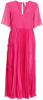 Y.A.S Pacha Dress, Beetroot Purple