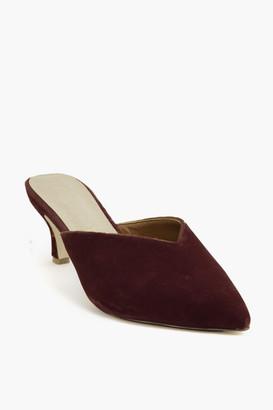 Matisse Ojai Burgundy Slides