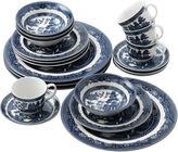 Johnson Bros. Willow Blue 20-pc. Dinnerware Set