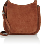 The Row Women's Hunting 11 Shoulder Bag-BROWN