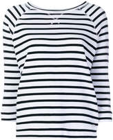 Woolrich striped sweatshirt