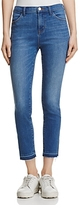 J Brand Alana High Rise Crop Jeans in Angelic - 100% Exclusive