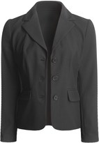 AKA New York Woman Black Jacket - Wrinkle Resistant (For Women)