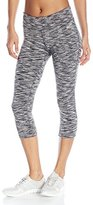 Spalding Women's Space-Dye Crop Legging