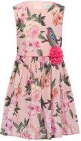 M&Co Floral bird print dress