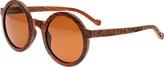 Earth Wood Canary Sunglasses