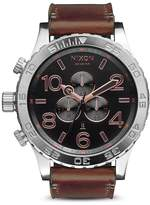 Nixon The 51-30 Chronograph Watch, 51mm