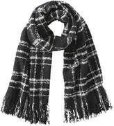 Joe Fresh Women's Essential Check Pattern Scarf