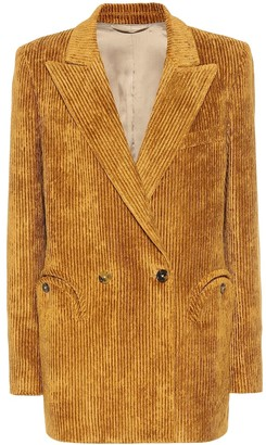 BLAZÉ MILANO Chance Remark Everyday corduroy blazer