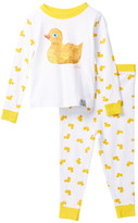 Intimo Eric Carle Duck Tight Fit Pajama Set (Baby)