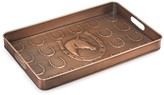 The Well Appointed House Multi-Purpose Boot Tray with Horseshoe Design