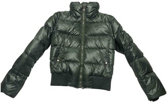 Fay Green Jacket for Women