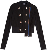 Anthony Vaccarello Officer Jacket