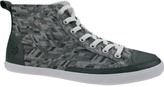Burnetie Men's High Top Vintage Sneaker 003163