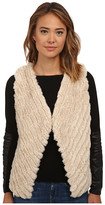 BB Dakota Keith Faux Fur Vest