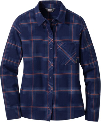 Outdoor Research Sandpoint Flannel Button-Up Shirt