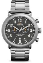 Shinola The Runwell Stainless Steel Watch