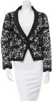 Chanel Lace Shawl Lapel Blazer w/ Tags