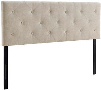 Modway Terisa Upholstered Fabric Headboard