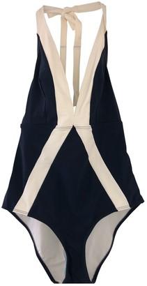 Flagpole Navy Swimwear for Women