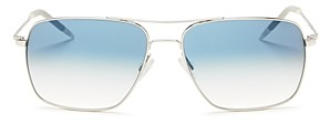 Oliver Peoples Men's Clifton Navigator Sunglasses, 58mm