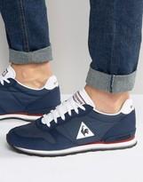 Le Coq Sportif Sigma Classic Sneakers In Blue 1620190