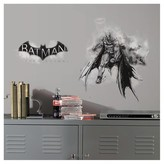 Batman RoomMates Arkham Knight Darkness Wall Graphix Peel and Stick Giant Wall Decals