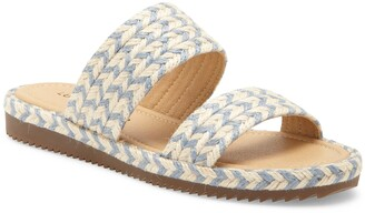Lucky Brand Decime Slide Sandal