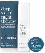 This Works Deep Sleep Night Therapy