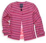 Oscar de la Renta Toddler's, Little Girl's & Girl's Tweed Jacket