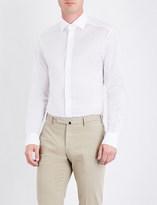 Ralph Lauren Purple Label Tailored-fit cotton shirt
