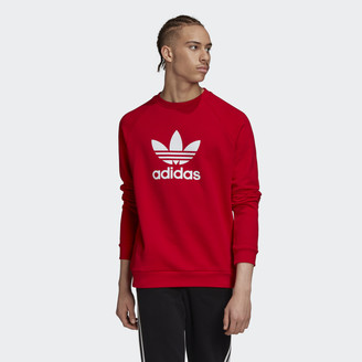 adidas Trefoil Warm-Up Crew Sweatshirt