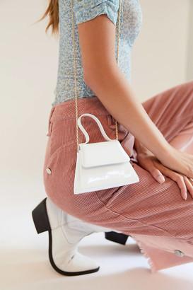 Urban Outfitters Super Mini Trapezoid Crossbody Bag