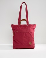 Fjallraven Totepack No.1 14l In Red