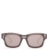 Christian Dior J'adior acetate sunglasses