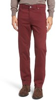 Bugatchi Men's Slim Fit Five-Pocket Pants