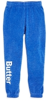 Butter Shoes Girls' Fleece Joggers - Little Kid