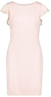 Vera Mont Pearl Trimmed Dress