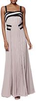 Phase Eight Collection 8 Gardener Full Length Dress, Mink