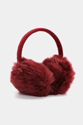 Ardene Furry Earmuffs