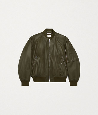 Bottega Veneta JACKET IN HIDROLOGY CALF