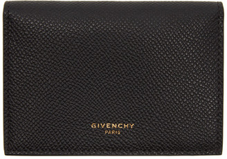 Givenchy Black Business Card Holder