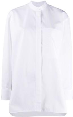 Jil Sander Button-Front Shirt