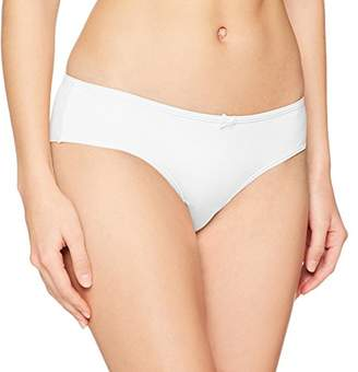 Beedees Women's Perfect Day Hipster (White 03)