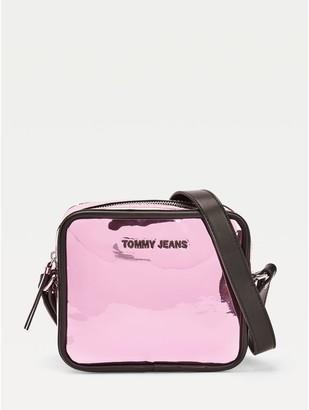 Tommy Hilfiger TJ Metallic Crossbody Bag