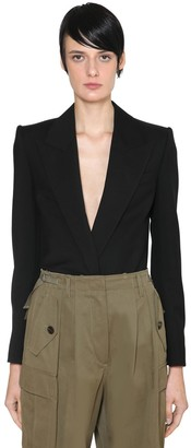 Givenchy Cool Wool Blend Blazer