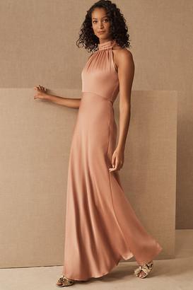 BHLDN Cortland Dress By in Orange Size 0