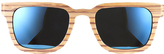 Chilltown X Bamboo Wood Sunglasses
