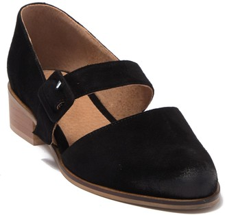 Rebels Yvonne Block Heel Mary Jane Pump
